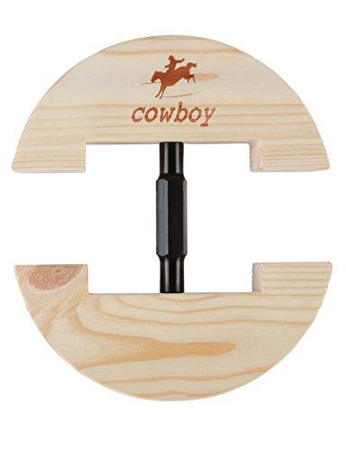 Cowboy Hat Stretcher,Small Size 6 1/2