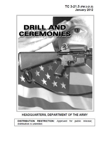 army drill and ceremony manual - 1