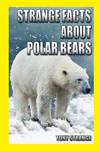 STRANGE FACTS ABOUT POLAR BEARS: Children's science, interesting fun facts about animal (science for kids)
