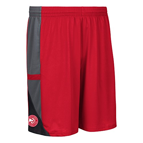 NBA Atlanta Hawks Men's Tip-Off Mesh Shorts, Large, - Jerseys And Shorts Nba