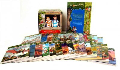 Magic Tree House Library Books 1-28 (Magic Tree House) Magic Tree House Library Books 1-28