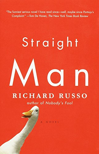 Straight Man: A Novel