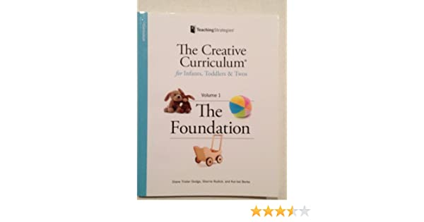 Creative curriculum for infants toddlers and twos volume 1 the creative curriculum for infants toddlers and twos volume 1 the foundation diane trister dodge 9781606174159 amazon books fandeluxe Gallery