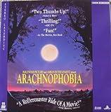 Arachnophobia LASERDISC (NOT A DVD!!!) Widescreen
