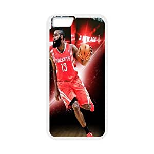 JamesHarden FG5043303 Phone Back Case Customized Art Print Design Hard Shell Protection Case Cover For SamSung Galaxy S6