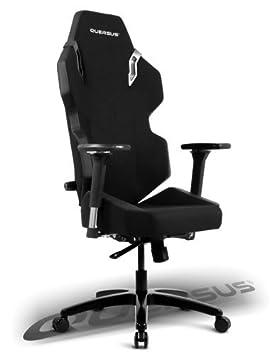 Quersus Evos 301 Sillón para videojuegos, ejecutivo, ideal para oficina: Amazon.es: Hogar