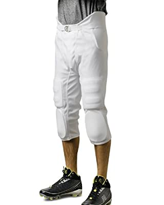 A4 Flyless Integrated Football Pant