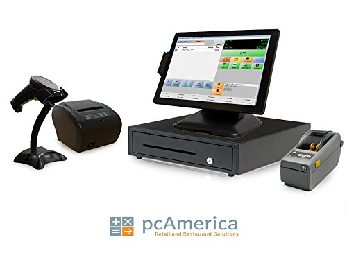 Retail Point of Sale System - Includes Touchscreen for sale  Delivered anywhere in USA