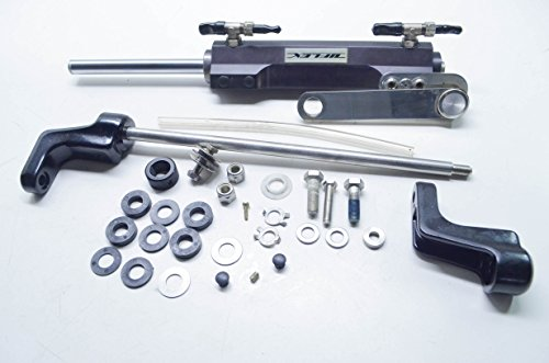 UFLEX UC1280BF-1 Hydraulic Front Mount Outboard Steering Cylinder Kit QTY - Hydraulic Mount Cylinder Steering
