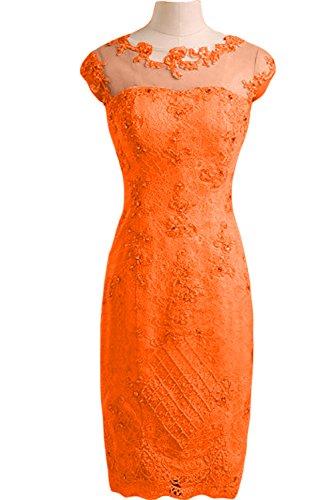 Ivydressing lieb un'ampia Ling Orange dell'abito Donna tulle sera EF vestito punta linea da applicazione festa dC5zqx