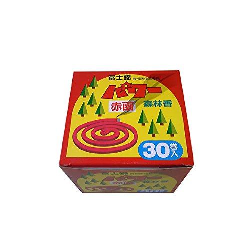 富士錦 パワー森林香(赤色) 30巻