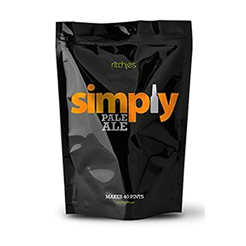 Simply Pale Ale Beer Kit Refill 1.8kg makes 23L 40 - Ale Pale Refill