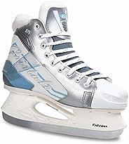 BOTAS - CRISTALO 171 White - Women's Sport Ice Skates | Made in Europe (Czech Republic) | Color: White wit