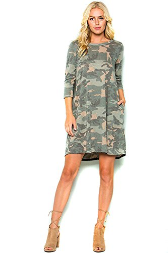 camouflage dress - 7