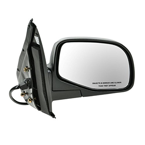 (Power Side View Mirror w/Puddle Light Folding Passenger Right RH for)