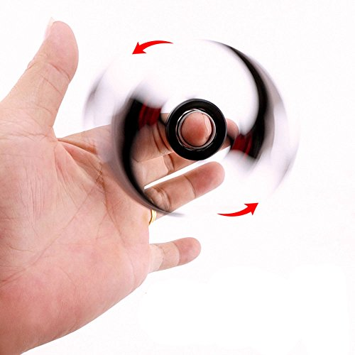 Hand Spinner,Fidget Spinner Finger Toy Help Focus/Anxiety/Stress/Autism Toys for Kids Adults