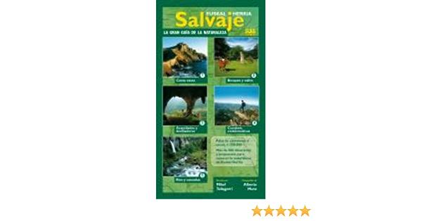Euskal Herria salvaje: Atlas y guia de la naturaleza: Amazon ...