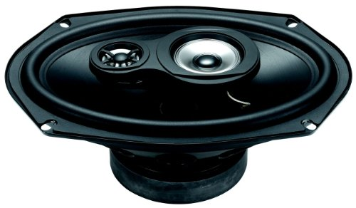 DTI Car Audio DTIDS6960 6 x 9 Inches High Power 3-Way Speaker