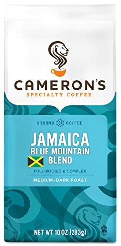 Cameron's Coffee Roasted Ground Coffee Bag, Jamaican Blue Mountain Blend, 10 ()