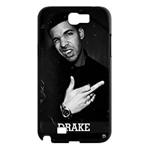 Singer Drake Pattern Productive Back Phone Case For Samsung Galaxy Note 2 Case -Style-1