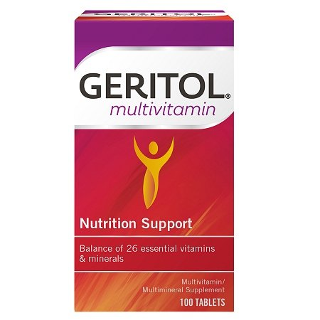 Cheap GERITOL COMPLETE TAB 100Tablets