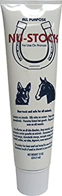 Durvet Nu-Stock Ointment, 12-Ounce by Monster Pets
