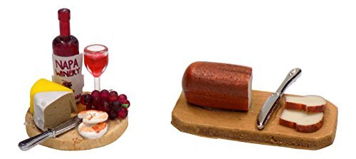 Timeless Minis Miniatures Set - Doll Miniatures Food for sale  Delivered anywhere in USA