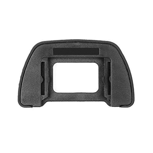Dukars Eyepiece Eyecup Replacement Viewfinder Protector for Nikon DK-21 D7000 D90 D200 D300 D80 D70s D70 D600 D40 D50 by Dukars (Image #2)