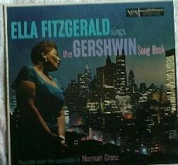 Gershwin Ella Fitzgerald Ella Fitzgerald Sings The
