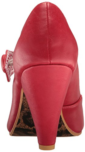 Spectator Bp403 Bettie Red Shelly Femme Page Pump UZ6wf6xc7q