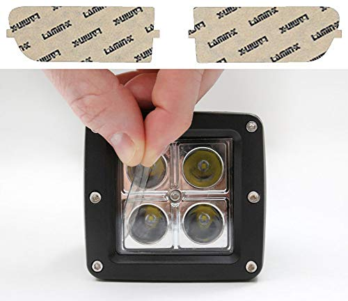 Lamin-x SA102CL Fog Light Film Covers