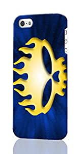 the offspring americana Personalized Diy Custom Unique 3D Rough Hard Case Cover Skin For iPhone 5C , Design By Graceworld