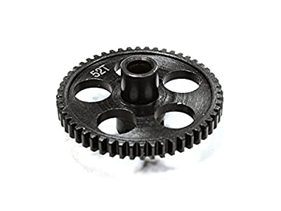 Integy RC Hobby C25899 Billet Machined 52T Spur Gear for Traxxas LaTrax Rally 1/18 Scale