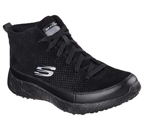 Skechers Burst Play it Cool Boots Black