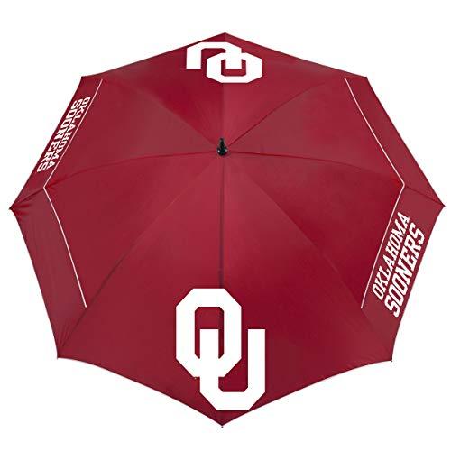 Team Effort NCAA Oklahoma Sooners 62'' Windsheer Lite Golf Umbrella62 Windsheer Lite Golf Umbrella, Multi, NA by Team Effort