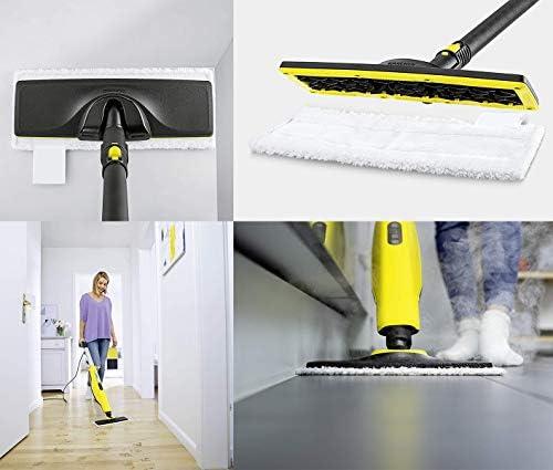 Pa/ños lavables de microfibra para mopa de vapor Awinker