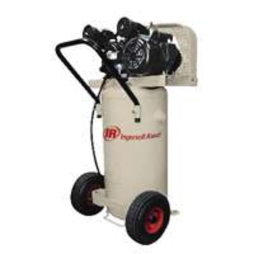 3. Ingersoll-Rand Garage Mate 2HP 5.5 CFM, Model# P1.5IU-A9 Vertical Air Compressor