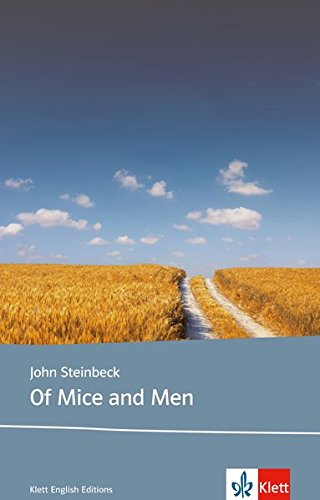 Of Mice and Men: Lekturen Englisch (English and German Edition)