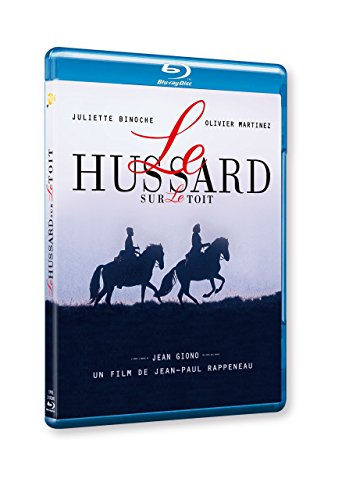 The Horseman on the Roof (1995) ( Le hussard sur le toit ) [ Blu-Ray, Reg.A/B/C Import - France ]