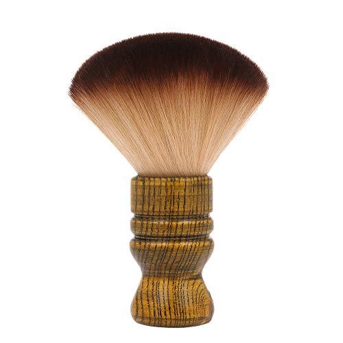 Barber Neck Face Duster Brush Anself Soft Cleaning Hairbrush Hair Sweep Brush Nylon Hair ... (04#) ()