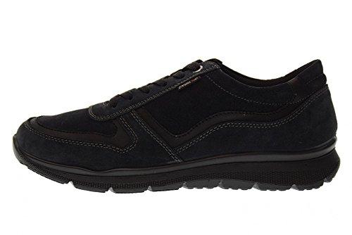 ENVAL SOFT Schuhe Männer niedrige Turnschuhe 89082/00 Mitternachtsblau