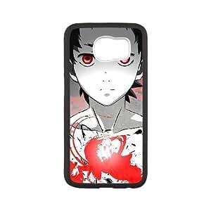 Deadman Wonderland Samsung Galaxy S6 Cell Phone Case White Phone cover F7621169