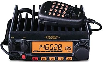 FT-2980R Mod FT-2980 Modification Original Yaesu 144-148 MHzwith MARS/CAP  Modification Transmit to 136-174 MHz Single Band Mobile Transceiver 80  Watts