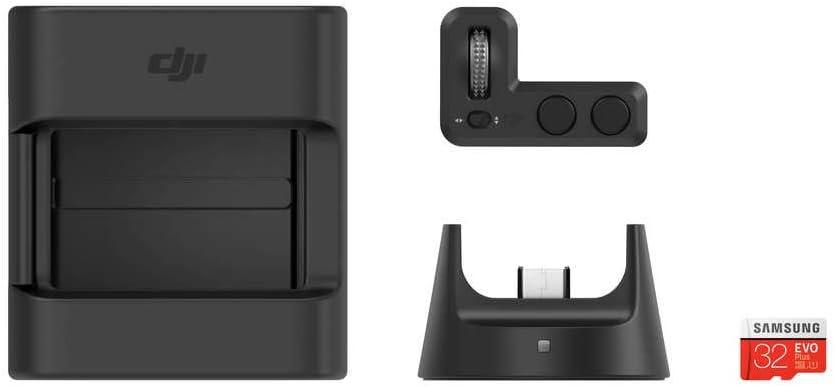 OUYAWEI for DJI Osmo Pocket Expansion Kit Controller Wheel Wireless Module Accessory Mount