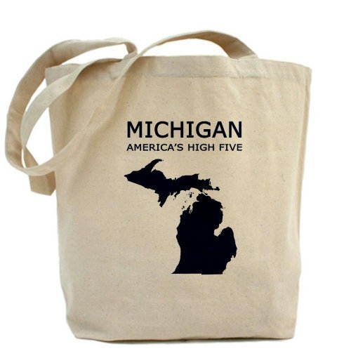 Michigan Bolso by CafePress by CafePress