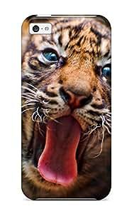 Charles C Lee JdppQzn7306iZNYw Case Cover Skin For Iphone 5c (tiger)