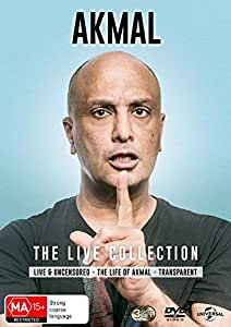 Akmal: The Live Collection