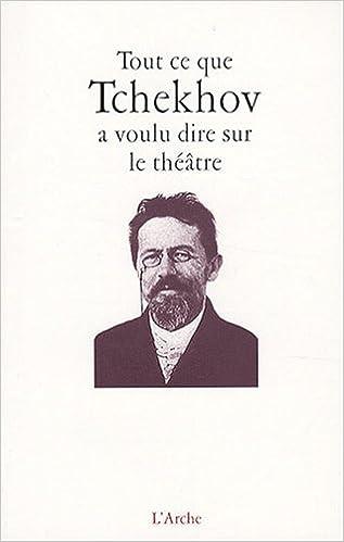 Download Tout Ce Que Tchekhov a Voulu Dire epub, pdf