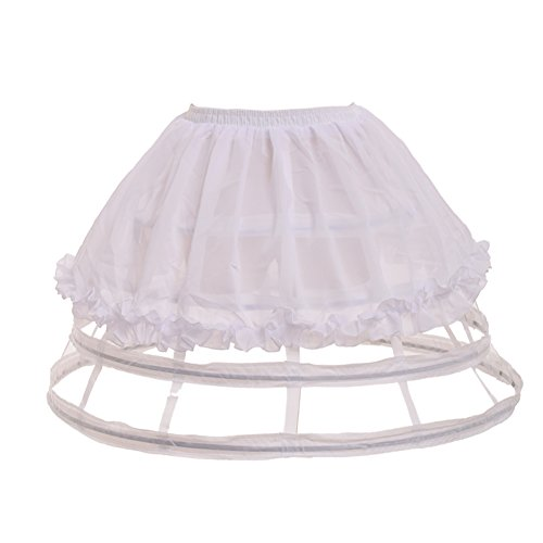 marie GRACEART de Lolita Style Cosplay Bordereau jupe cerceau victorien Crinoline jupon 04 r6CrqSwY
