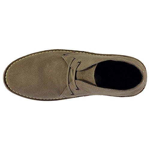 Ben Sherman Herren Hunt Wuestenstiefel Leder Desert Boots